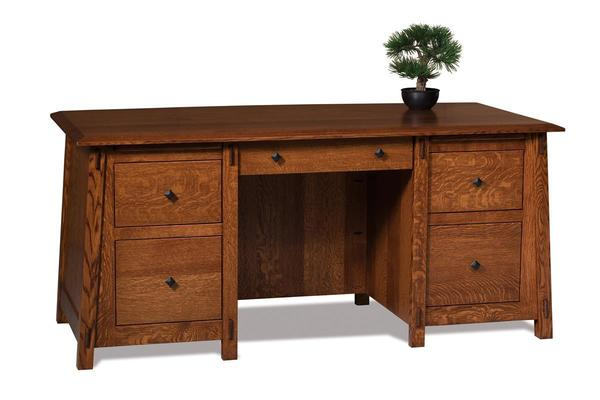 Amish Colbran Mission Executive Desk