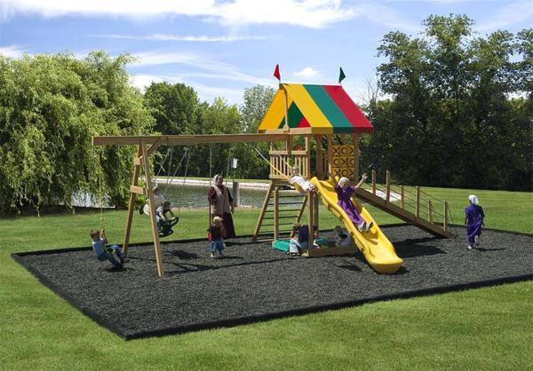 Play Mor Family Fun Swing Set