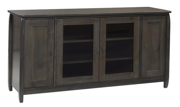Amish Apache Solid Wood TV Stand