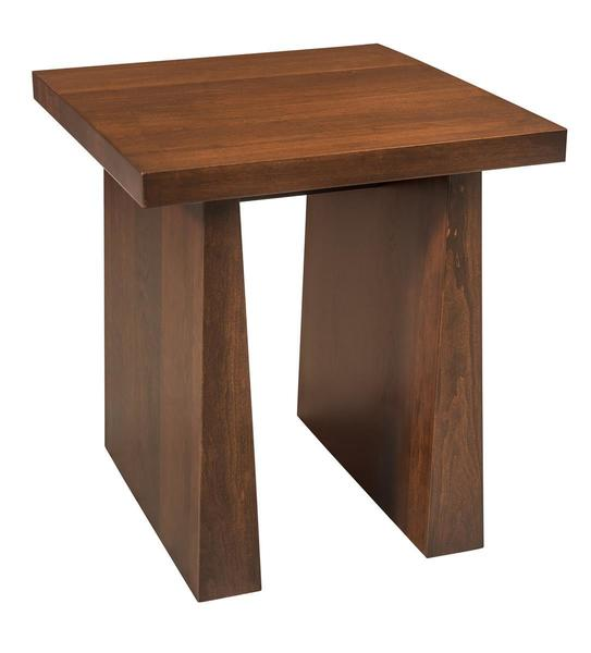Amish Zurich End Table