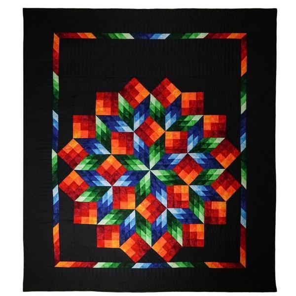Rubics Cube Quilt