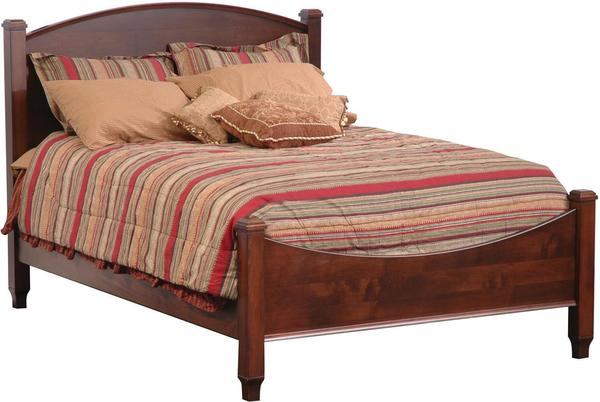 Amish Willow Glen Bed