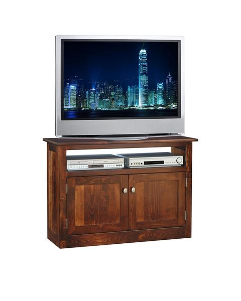 """Amish 43"""" TV Stand Cabinet"""