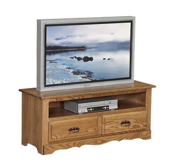 "Amish 48"" TV Console"
