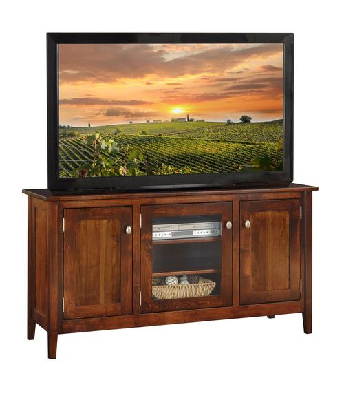 "Amish 57"" TV Stand"