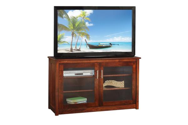 """Amish 48"""" LCD TV Stand"""