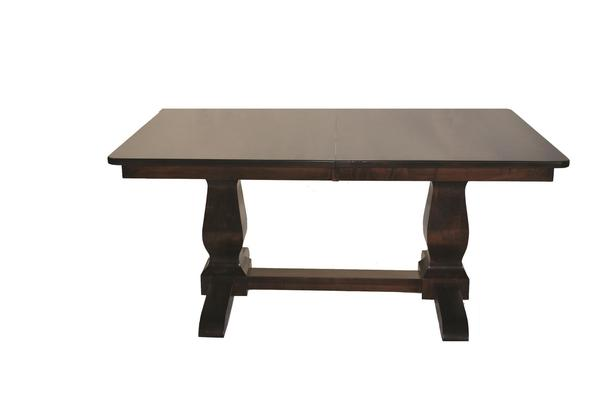 Amish Providence Double Pedestal Dining Table
