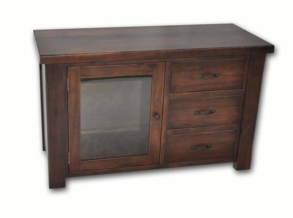 Amish Walnut Grove TV Stand