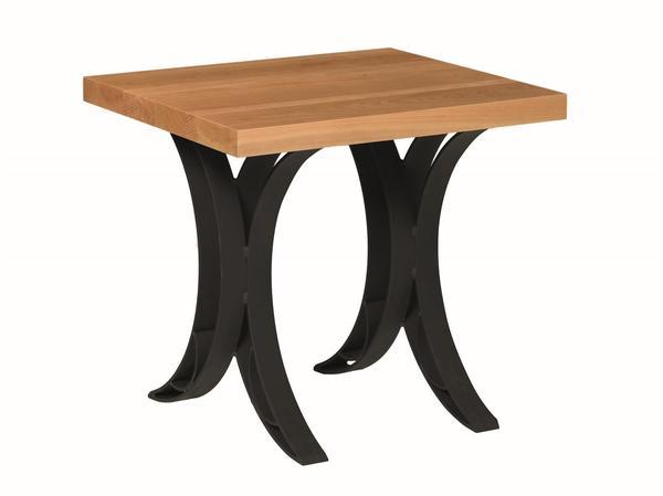 Amish Artisan End Table