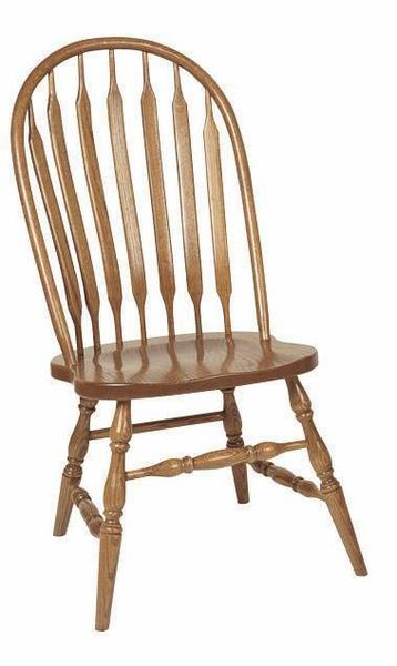 Amish DE Bent Windsor Dining Chair