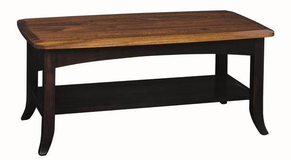 Amish Christy Rectangular Coffee Table