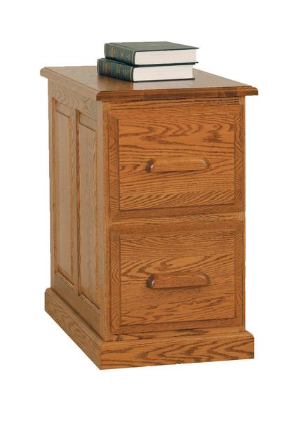 Vintage Solid Wood File Cabinet From Dutchcrafters Amish Furniture