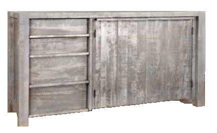 Ruff Sawn Seqouia Sideboard