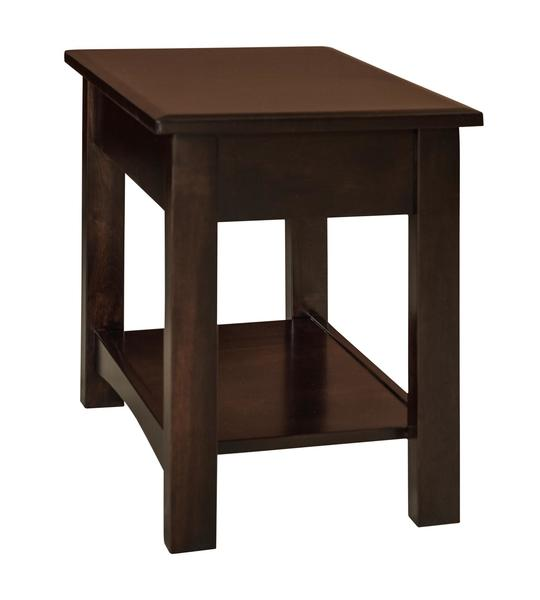 Amish Sunset End Table