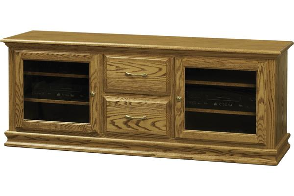 "Amish Heritage 65"" TV Stand"