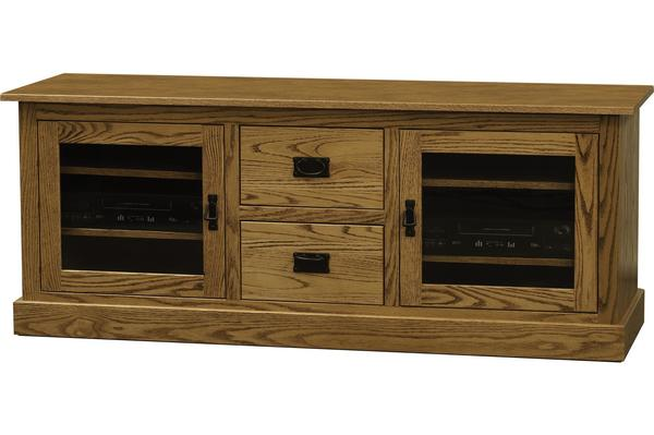 "Amish Mission 65"" TV Stand"