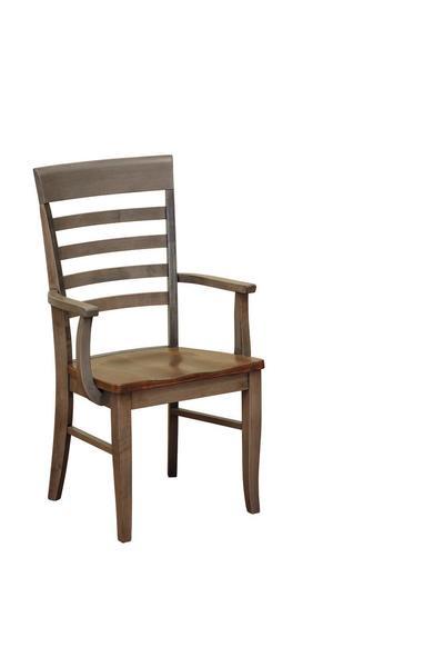 Amish Capri Dining Chair
