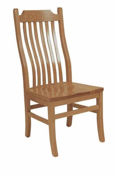 Amish Bent Mission Dining Chair