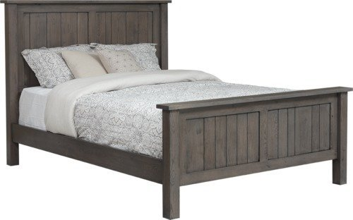 Amish Heirloom Antique Mission Bed