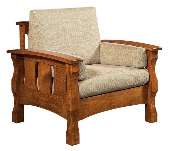 Amish Balboa Lounge Chair