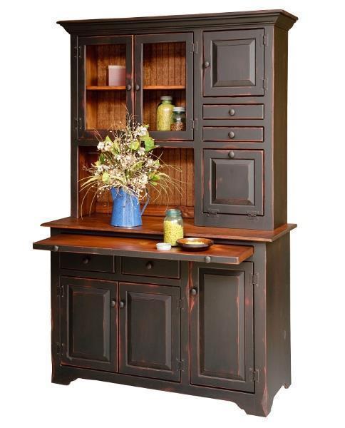Honey Brook Hoosier Cabinet