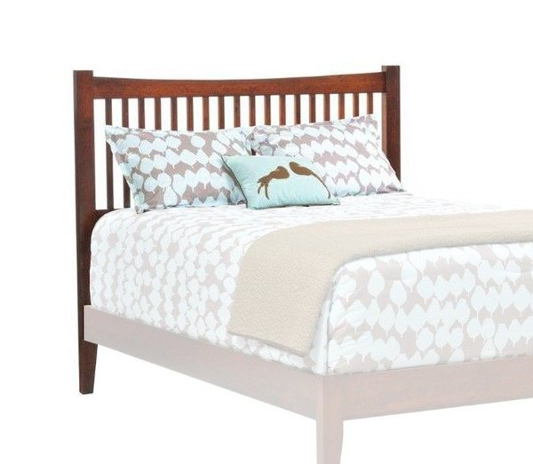 Ashton Slat Bed - Headboard Only