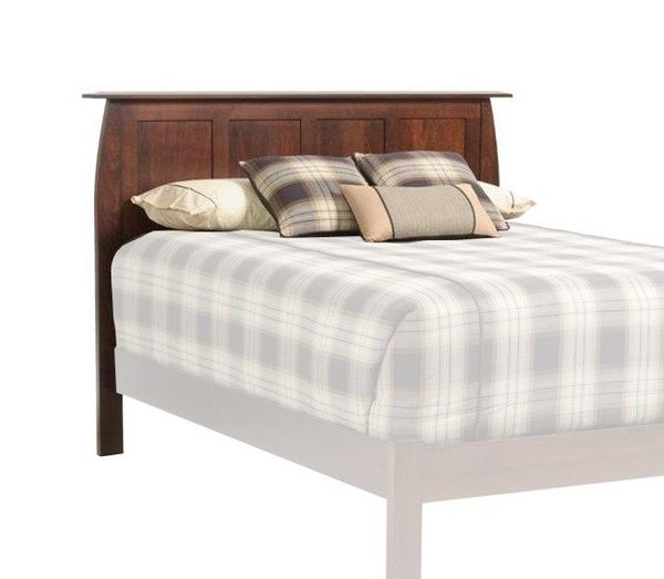 Bordeaux Panel Bed - Headboard Only