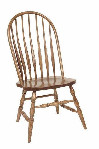 Amish Bent High Windsor Dining Chair