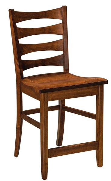 Amish Armanda Bar Stool