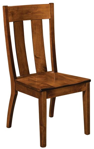 Amish Rochelle Mission Dining Chair