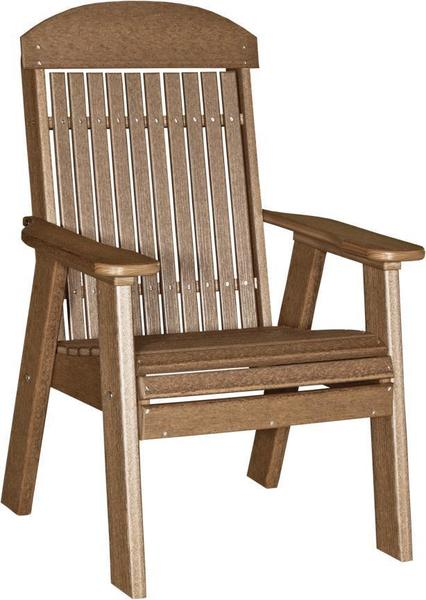 LuxCraft Poly 2' Classic Lounge Chair