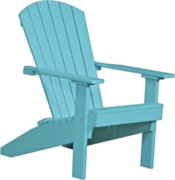LuxCraft Lakeside Poly Adirondack Chair