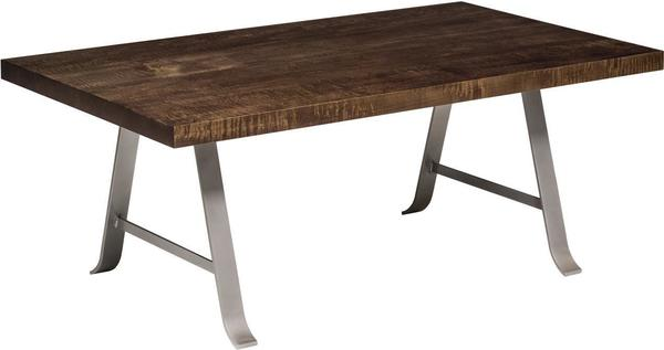 Amish Alpha Coffee Table