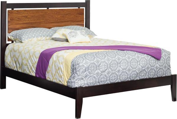Amish Berkeley Panel Bed