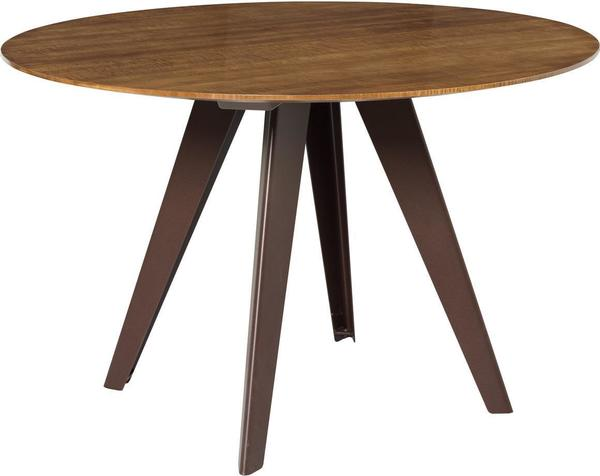 Amish Oslo Round Dining Table