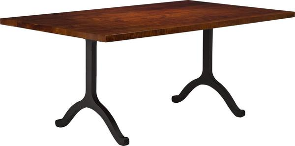 Amish Yosemite Dining Table with 815 Base