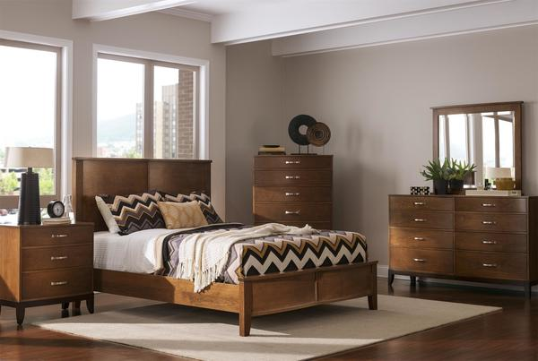 Logan View Bedroom Set by Keystone