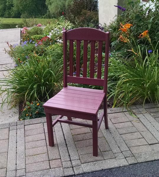 Amish Poly Classic Dining Chair