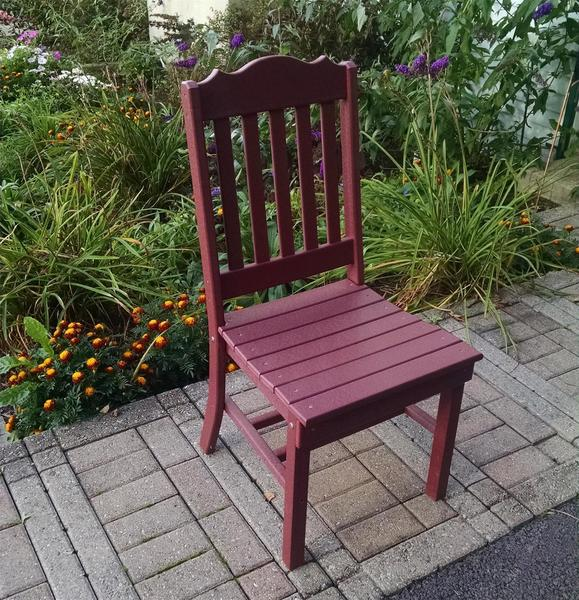 Amish Poly Royal Outdoor Dining Chair