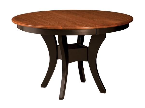 Amish Imperial Solid Wood Kitchen Table