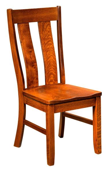Amish Garrison Mission Dining Chair
