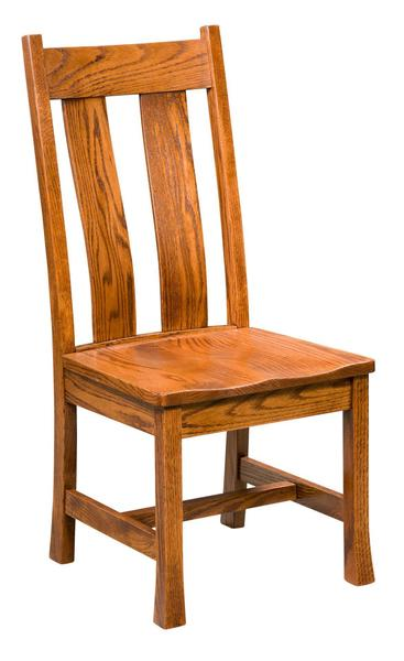 Amish Jackson Mission Dining Chair