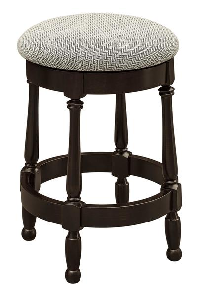 Amish Cosgrove Swivel Barstool