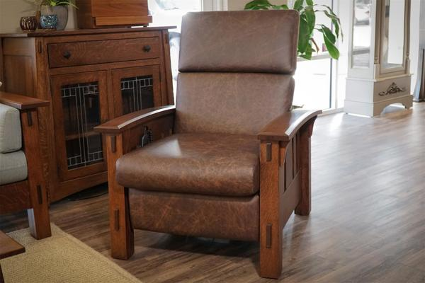 In Stock Mission McCoy Power Recliner