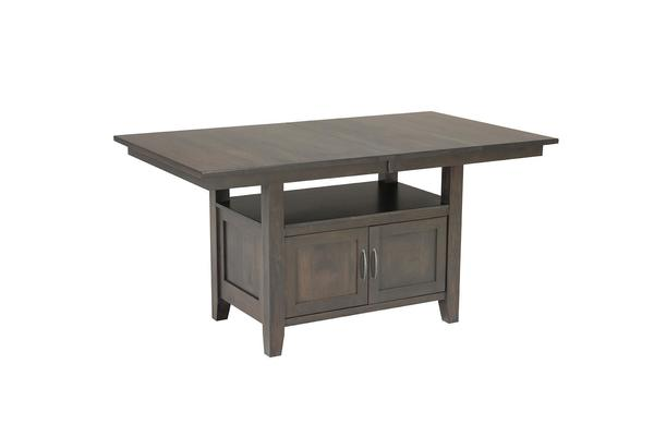 Amish Dexter Cabinet Table