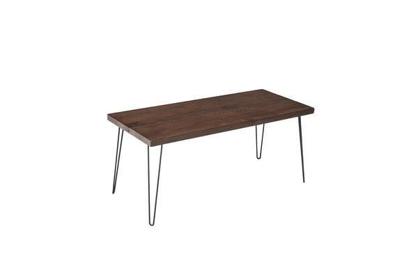 Amish Silverton Hairpin Leg Dining Table