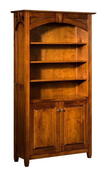 Amish Kensing Book Case