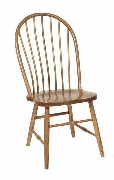 Amish Bent Dowel Windsor Chair