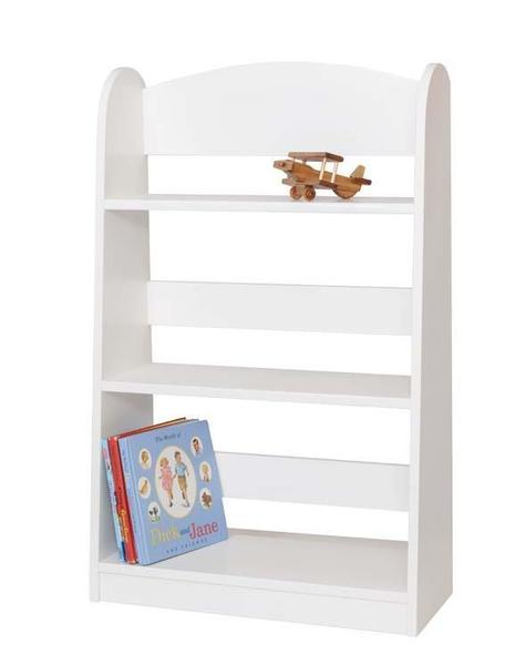 Amish Wooden Kids' Bookshelf
