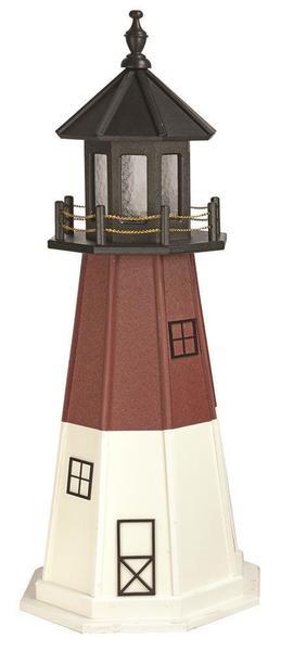 Sustainable Poly Yard Lighthouse Barnegat
